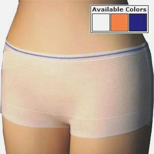 400 Disposable Stretch Mesh Underwear (Briefs) LARGE/BLACK