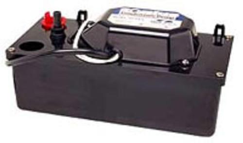 Exterior condensation pump