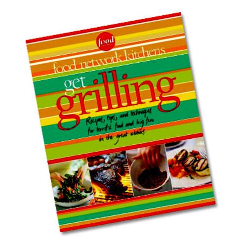 Food Network Kitchens Get Grilling Cookbook