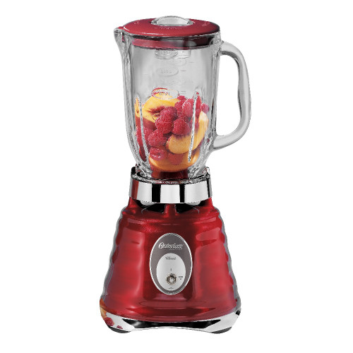 Oster 4126 Classic Beehive Blender - Red