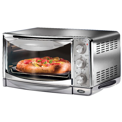 Oster 6297 Inspire 6-Slice Toaster Oven - Stainless Steel