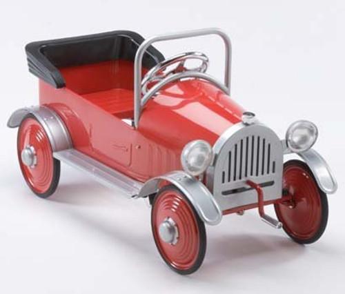 Hot Rodder Car: RED