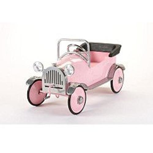 Pink Princess Car