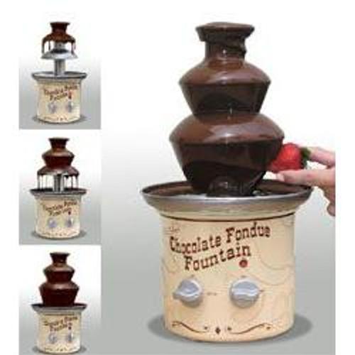 Chocolate Fondue Fountain CFF-884
