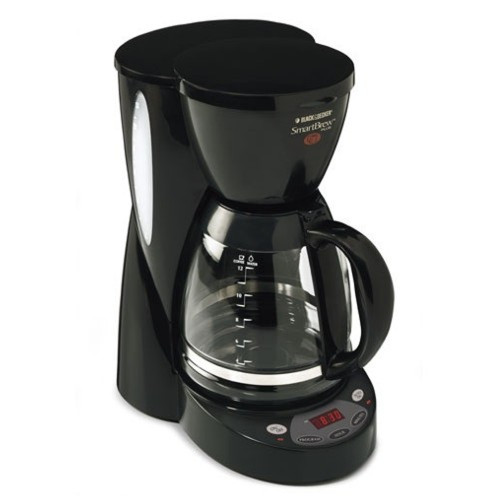 Black & Decker DCM2500B Programmable Coffee Maker - Black
