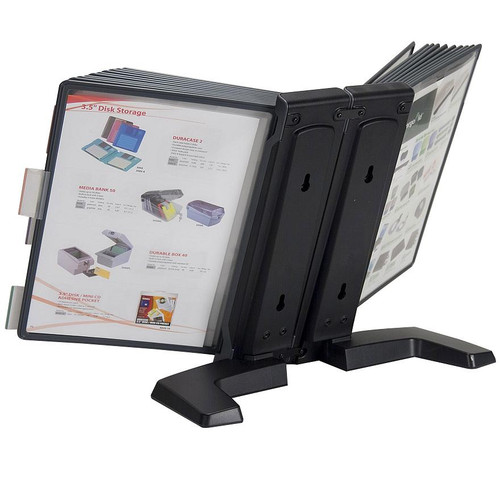 Basic Desktop Organizer with 20 display panels