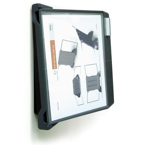Basic Wall Mount Organizer with 10 display panels
