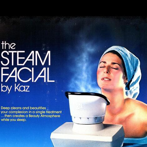 The Steam Facial by Kaz FS614