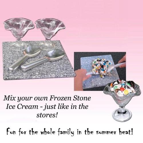 Frozen Stone Ice Cream Maker Set FSI-560