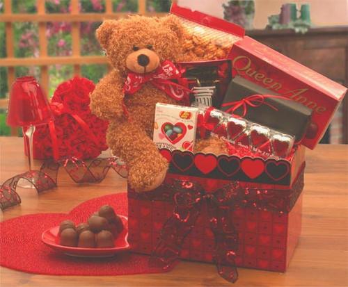 Valentines Love Gift Box