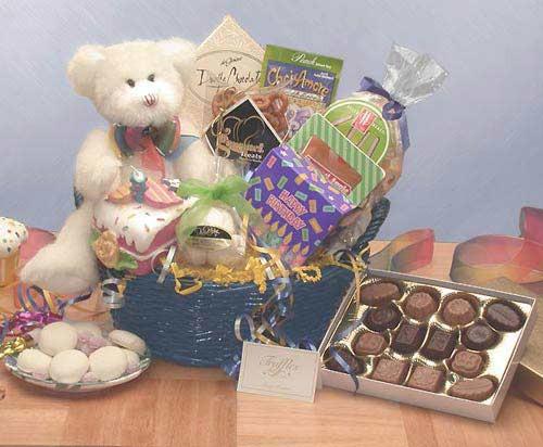 Beary Happy Birthday - Medium Gift Set