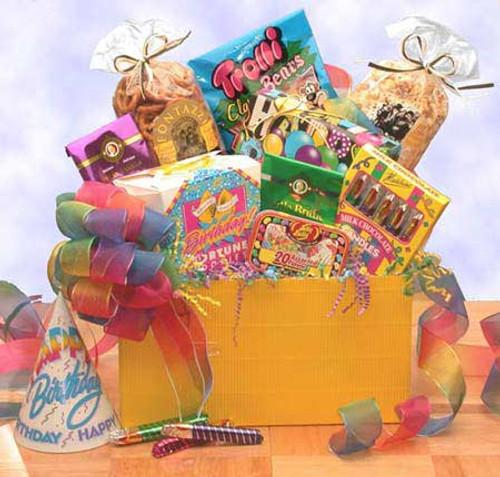 Gift Box to Say Happy Birthday - Medium Gift Set