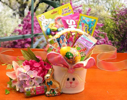 Peter's Lil' Hoppin Easter Tote - Small Gift Set