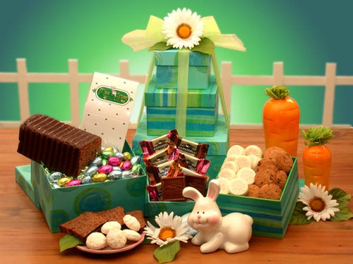 Happy Easter Tower - Medium Gift Set