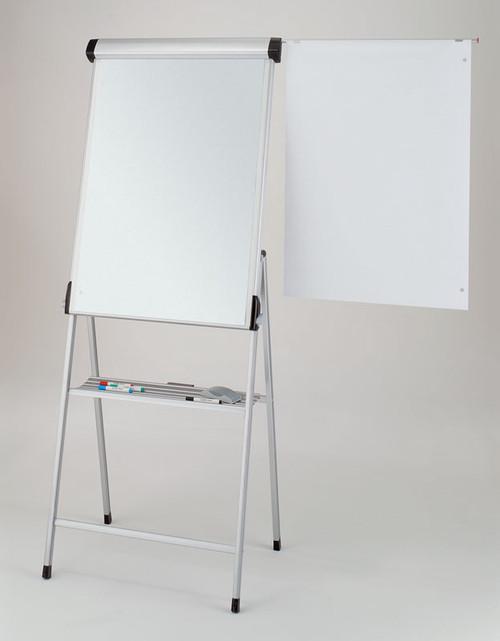 Axcess Flipboard Easel Whiteboard