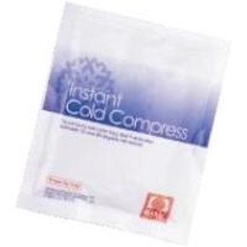 """Disposable Instant Cold Compress Pack 5""""x6"""" (125 per case)"""