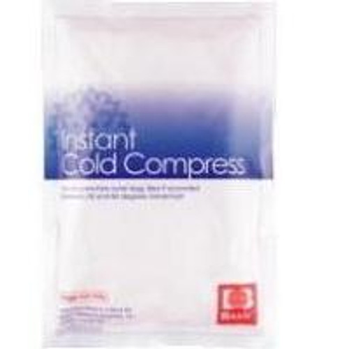 """Disposable Instant Cold Compress Pack 6""""x9"""" (48 per case)"""