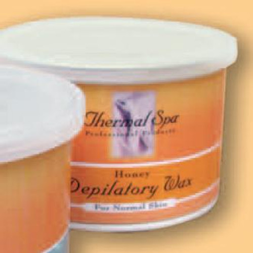 Depilatory Wax - Honey 14oz.