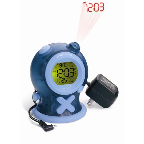 DigiView PCR102W Diving Helmet Atomic Projection Clock