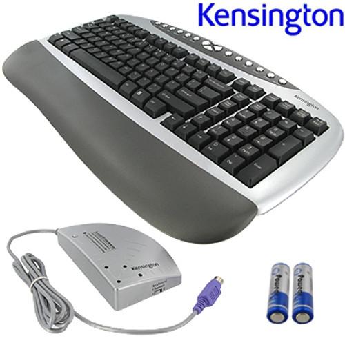 KENSINGTON  Wireless Multimedia Keyboard 64361