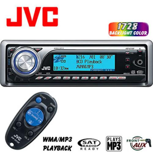 JVC AM/Fm CD Receiver KD-G730