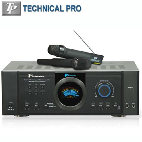 2000 Watt Integrated Amplifier 2