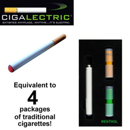 Electronic Rechargeable Cigarette Starter Kit