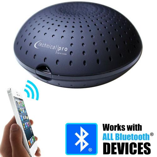 Powered Bluetooth® Loudspeaker