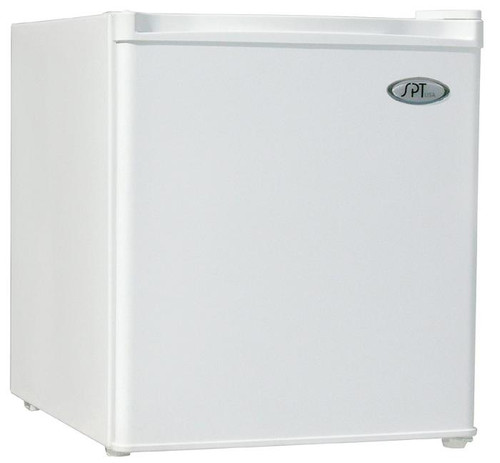 1.6 cu.ft. Compact Refrigerator - White