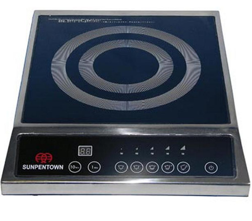 Micro-Electric Radiant Cooktop