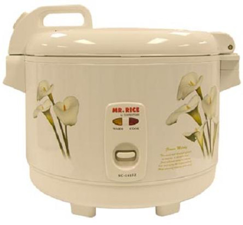 15-Cup Rice Cooker