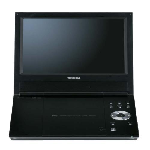 """Toshiba SD-P2900 10.2"""" Portable DVD Player"""