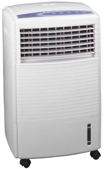 Evaporative Air Cooler with Ionizer