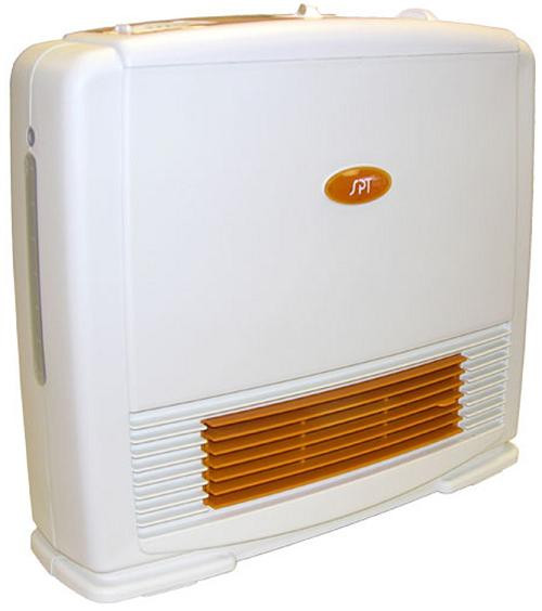 Ceramic Heater with Thermostat & Humidifier