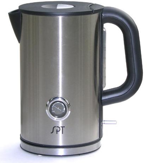 Cordless Kettle with Temperature Display