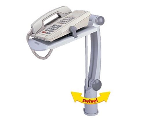 Ergo Flex Phone Arm-Platinum