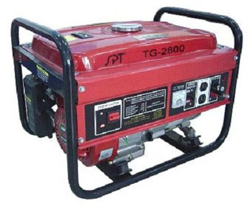2800W 6.5HP Gasoline Generator