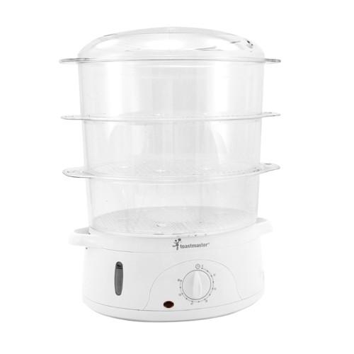 Toastmaster TMFS4401 3-Tier Food Steamer
