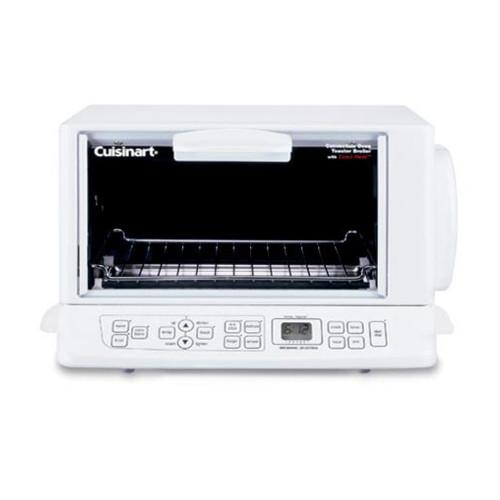 Cuisinart TOB-165 Convection Toaster Oven Broiler w/Exact Heat Sensor