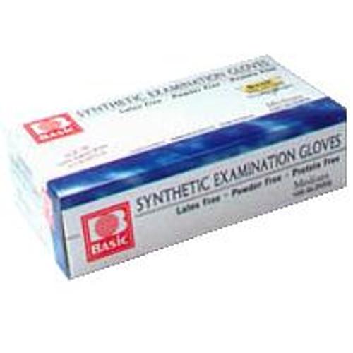 Disposable Powder-Free Vinyl Exam Gloves LARGE Box/100