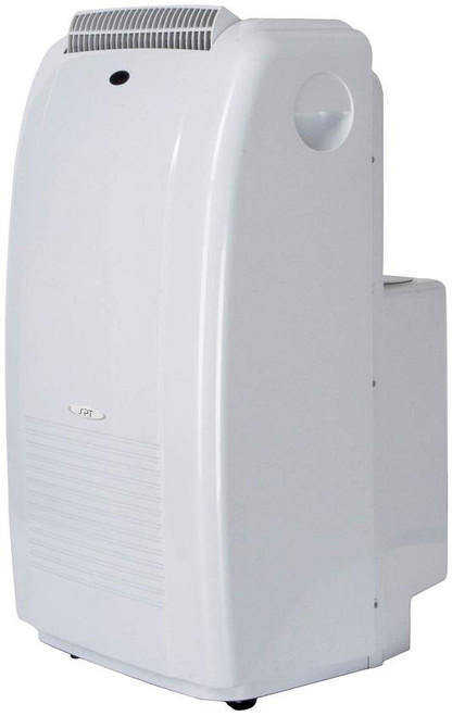 Dual-Hose Portable AC System - 13,000-BTU Cooling and Heating