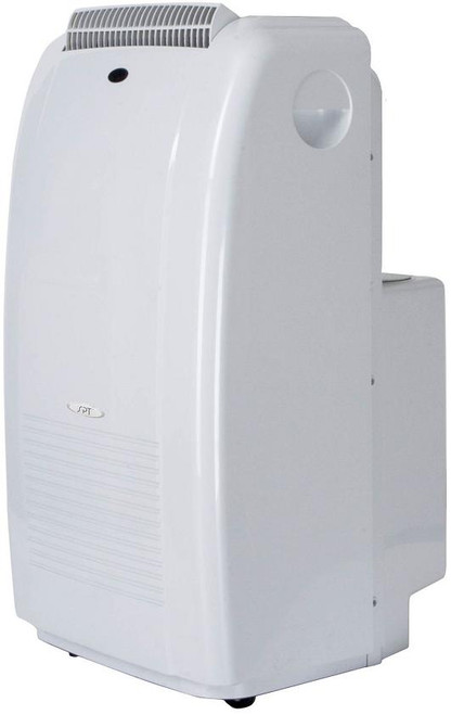 Dual-Hose Portable AC System - 9,000-BTU. Cooling and Heating