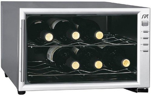 8-Bottle Wine & Beverage Cooler (semiconductor)