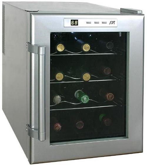 12-Bottle Wine & Beverage Cooler (semiconductor)