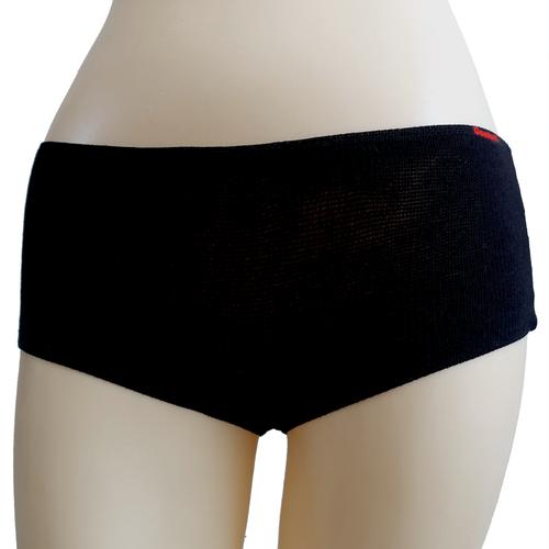 Disposable Black Mesh Briefs Underwear Super/XXL+ 50-Pack