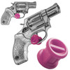 Taurus Small And Medium Frame Revolver, 22, 9mm, .45, 410, .357 Mag and 38 Special Fast Draw Micro Holster Trigger Stop