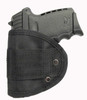 Inside Waistband Poly Sling Holster Fits SCCY CPX-1 CPX-2 Trigger Guard Laser IWB