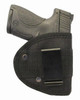 Inside Waistband Poly Sling Holster Fits Smith & Wesson M&P 9mm 40c with Laser IWB (M8)
