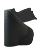 Custom Fit Leather-Trimmed Poly Pocket Holster Fits Kahr PM9 (D)