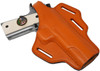Garrison Grip Tan Italian Leather Tactical Holster For All Standard 1911 Models